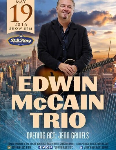 Edwin McCain Trio