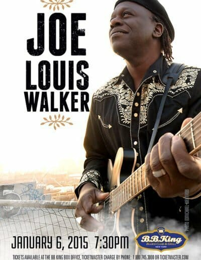 Joe Lewis Walker