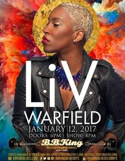 Liv Warfield