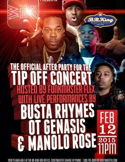 WBLS Tip Off After Party